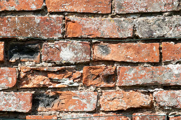 crumbling brickwork yorkshire
