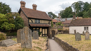 Would you buy a property next to a graveyard?